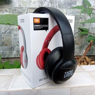 Tai Nghe Chụp Tai Xịn, Tai Nghe Bluetooth Giá Rẻ, Headphone Bluetooth JBL S700 Kiểu Dáng Trẻ Trung, Ôm Trọn Vành Tai Cho Âm Thanh Mượt Mà, Sống Động thumbnail