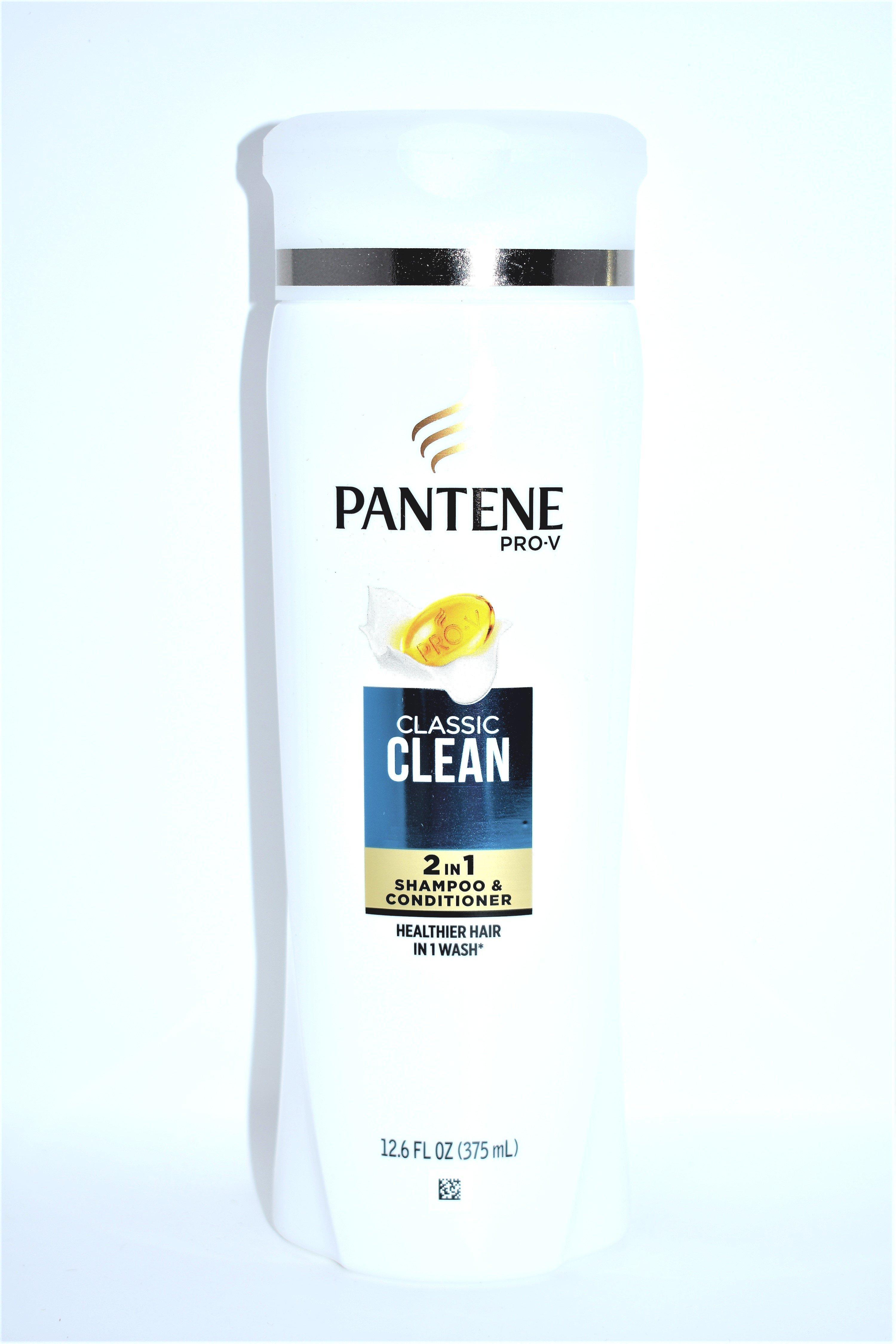 Dầu gội Pantene Classic 2in1 375ml Date 11/2020 - USA