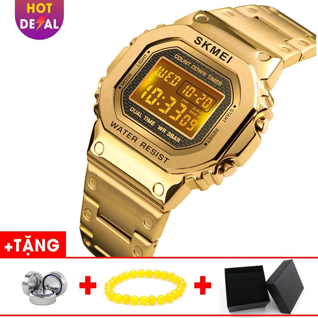 Đồng Hồ Nữ Kiểu Dáng Thể Thao Năng Động SKMEI BW052-Boss Watches bán chạy
