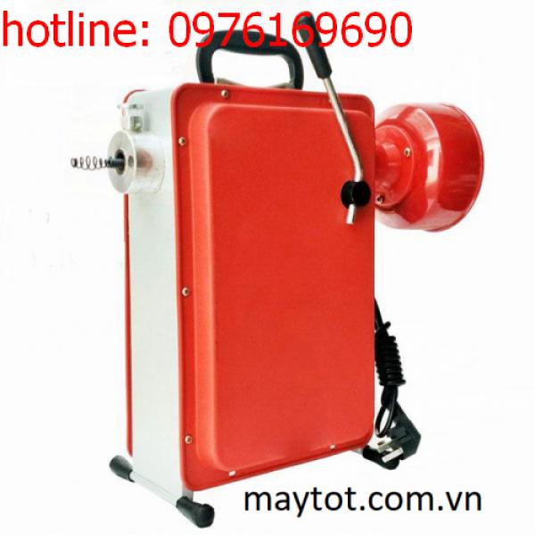 Máy thông cống GQ100 - 900w rất phù hợp cho gia đình
