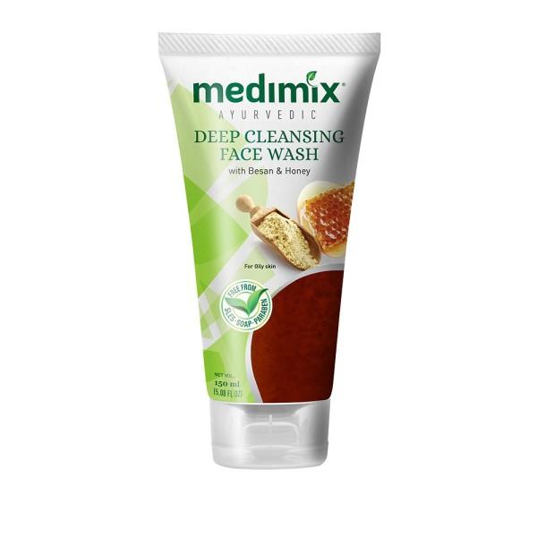 Sữa Rửa Mặt Medimix Sạch Sâu Cho Da Dầu 150ml giá rẻ