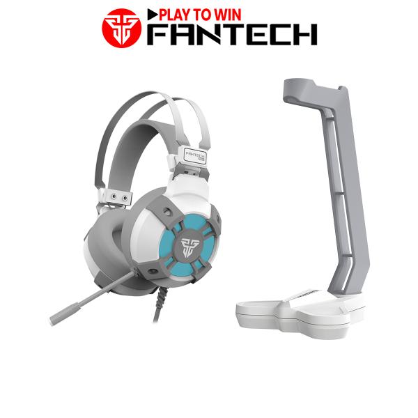 Bảng giá Combo FANTECH Surround Tai Nghe 7.1 HG11 + Giá Đỡ AC3001 - Hãng Phân Phối Chính Thức Phong Vũ