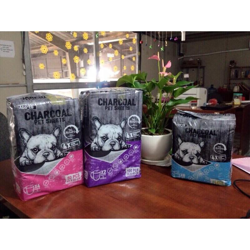 Miếng Lót Vệ Sinh Absorb Charcoal (4X Stronger Odor Control