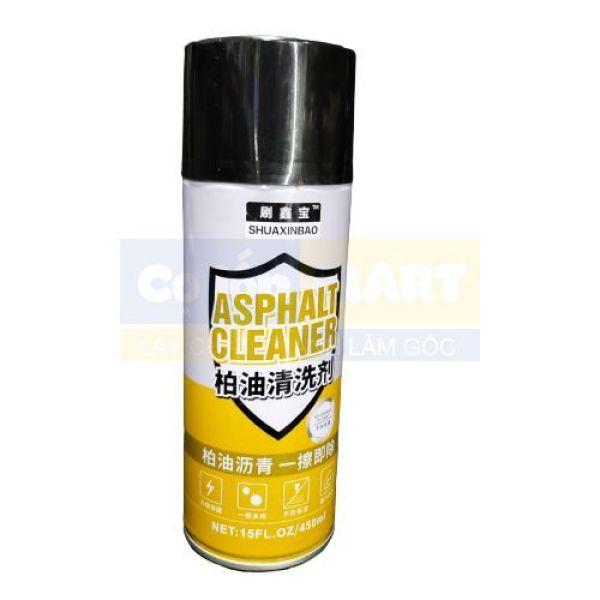 Tẩy Nhựa Đường Chai Xịt 450ML
