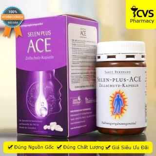 Selen Plus ACE (Hộp 60 viên) - Hỗ trợ tăng cường sức đề kháng, cải thiện nội tiết tố nữ - Sanct Bernhard cvspharmacy thumbnail