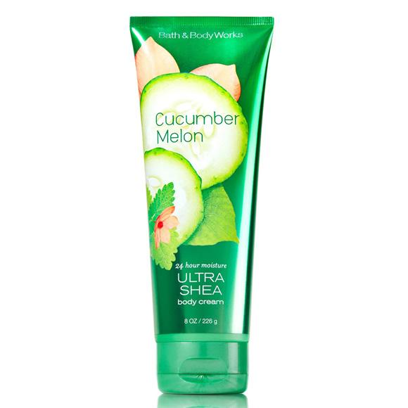Sữa dưỡng thể toàn thân Bath & Body Works Cucumber Melon Body Cream 226g cao cấp