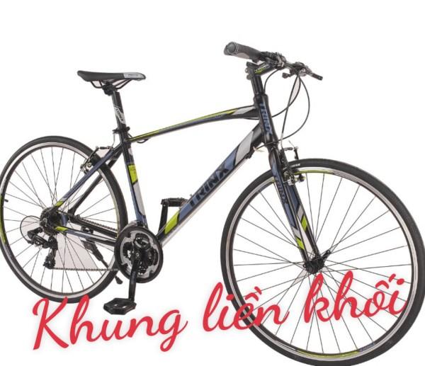 Mua xe đạp thể thao - CÓ VIDEO - xe đạp leo núi KHUNG KHÔNG MỐI HÀN