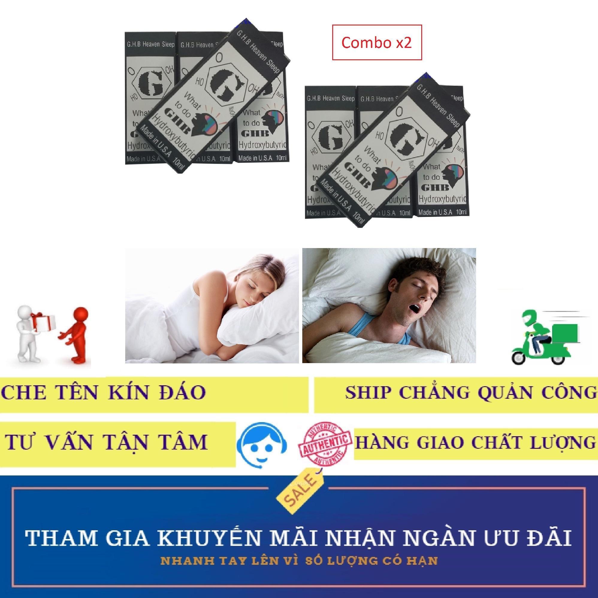 Combox2 Thuốc dung dịch GHB hỗ trợ mê giấc ngủ (10ml)