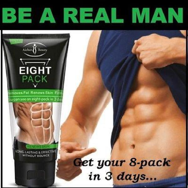 Kem đốt cháy mỡ EIGHT PACK dành cho nam giới giá rẻ