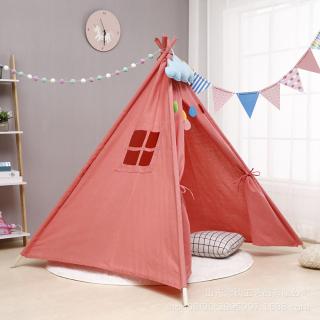 Lều vải trẻ em cao cấp, công chú, hoàng tử cho bé trai và bé gái, có thể chới trong nhà và ngoài trời giúp bé thỏa sức sáng tạo thumbnail