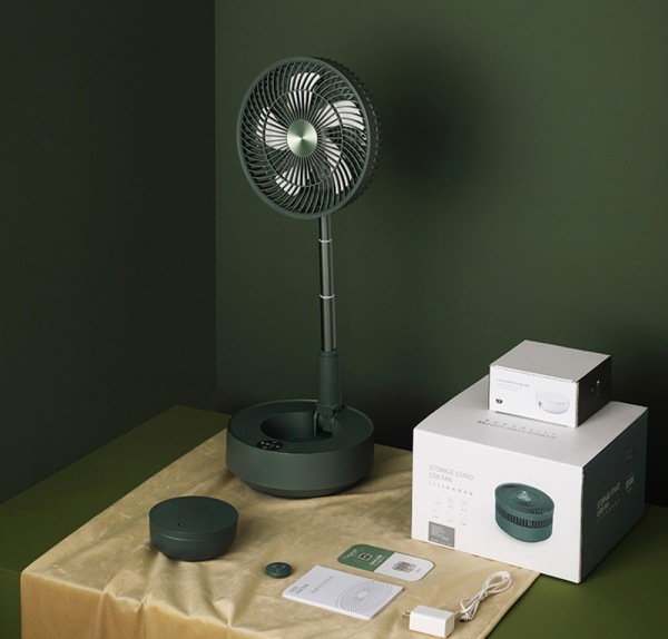 Quạt thông minh tạo ẩm Xiaomi Aiden humidifying storage purifying fan Standard Edition