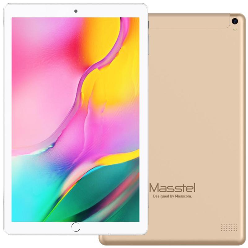 Máy Tính Bảng Masstel Tab10 Pro   10.1 Inch - Ram 2Gb/Rom 16Gb - Pin 5.000 mAh - Tặng Bao Da Hãng + Cáp OTG / BH 12 Tháng