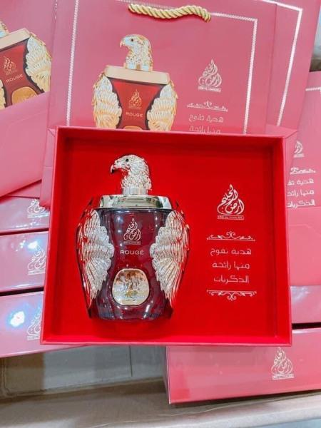 Nước Hoa Dubai Đại Bàng Đỏ Ghala Zayed Rouge