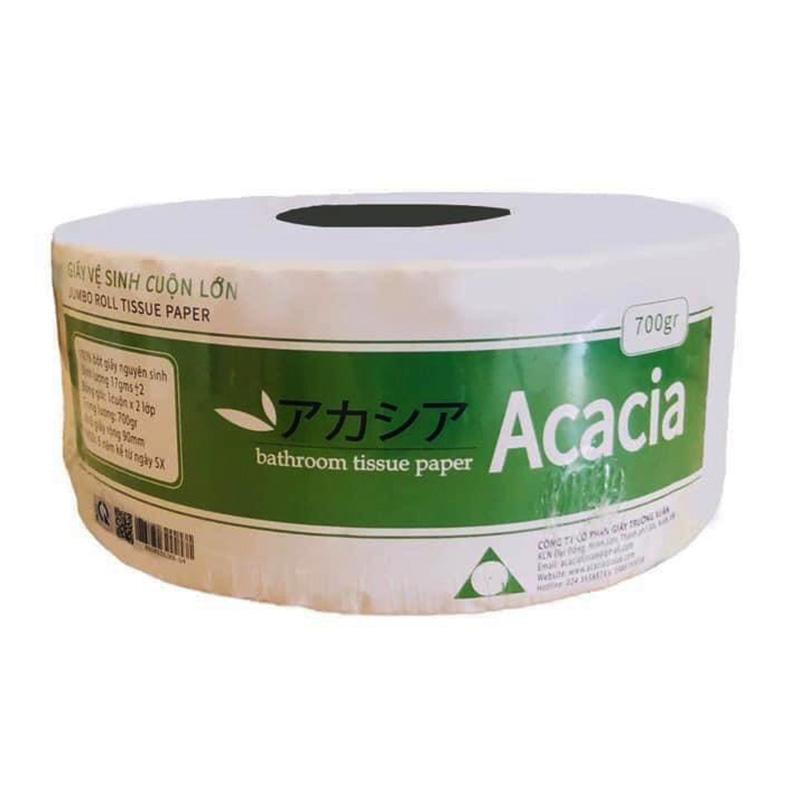 Giấy vệ sinh cuộn lớn ACACIA - 700 g