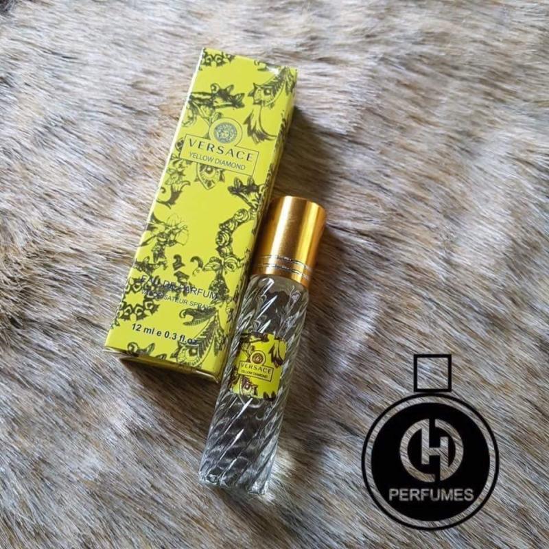 Versace Yellow Tinh dầu thơm từ Pháp Hparfum