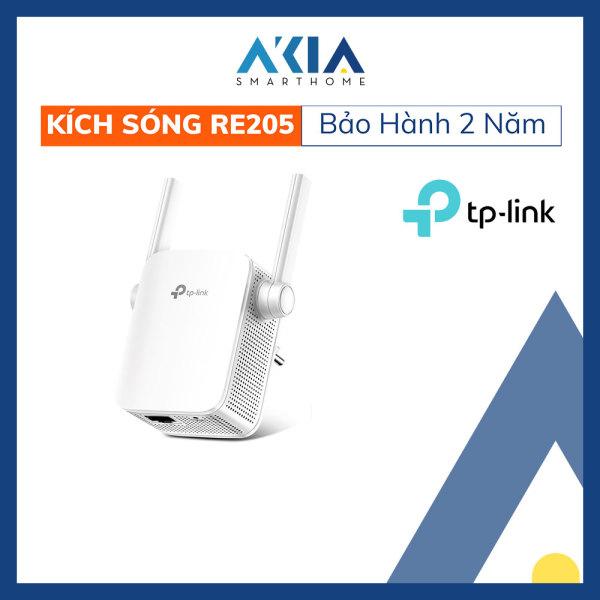 Bảng giá Bộ Kích Sóng Wifi Repeater Băng Tần Kép AC750 TP-Link RE205 - Hàng Chính Hãng Phong Vũ