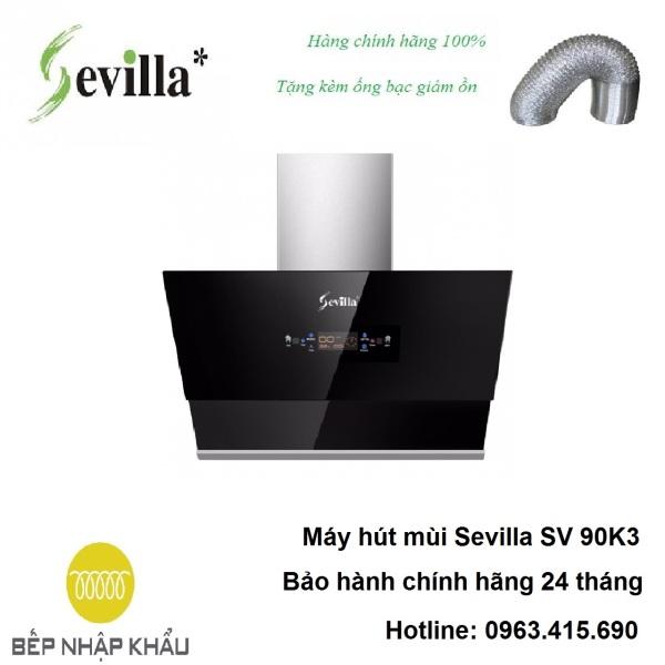 Bảng giá Máy hút mùi Sevilla SV 90K3 Điện máy Pico