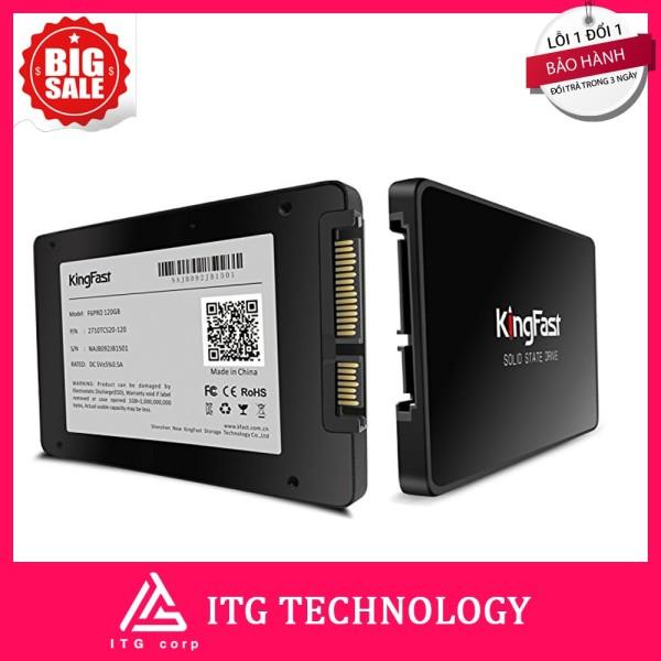 Bảng giá Ổ cứng SSD Kingfast F6 PRO 120G/240G Phong Vũ
