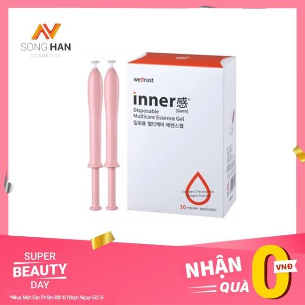 Đũa Thần Inner Gel Sen SH7712 Se Khít Vùng Kín Ngăn Ngừa Phụ Khoa 30 ống giá rẻ