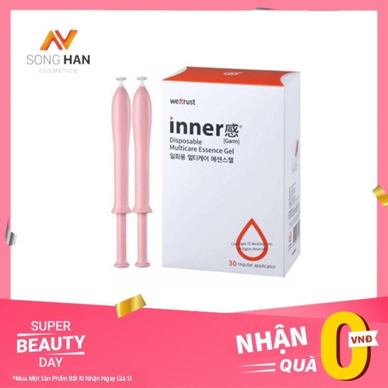 Đũa Thần Inner Gel Sen SH7712 Se Khít Vùng Kín Ngăn Ngừa Phụ Khoa 30 ống