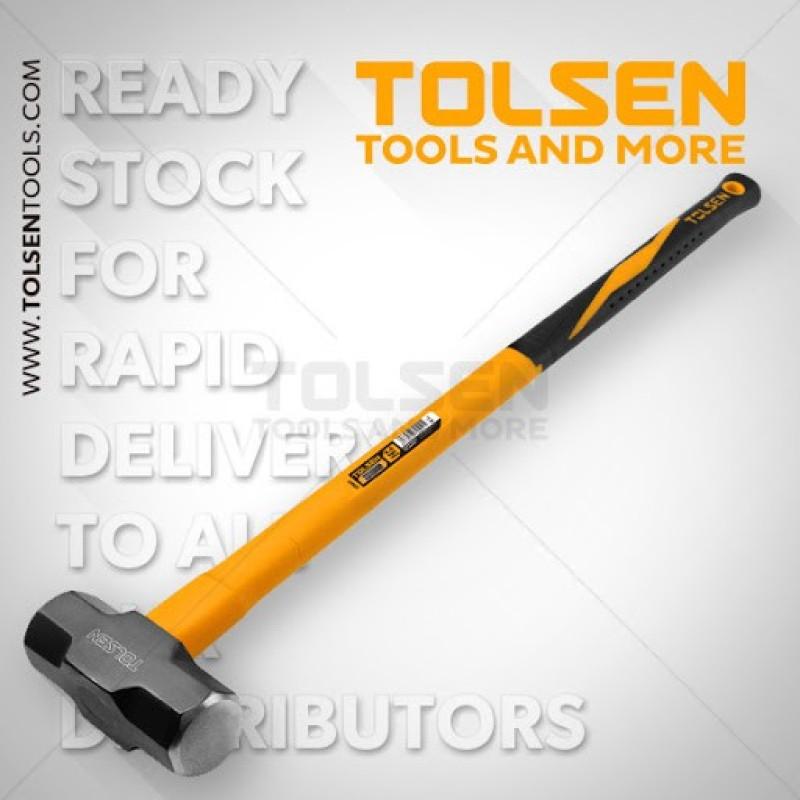 Búa tạ cán nhựa dài Tolsen 25016, sản phẩm tốt, độ bền cao, chất lượng vượt trội, cam kết như hình