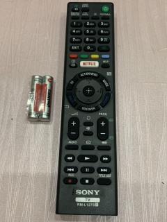 REMOTE ĐIỀU KHIỂN TIVI SONY SMART RM-L1275 THAY THẾ RMT-TX100P thumbnail