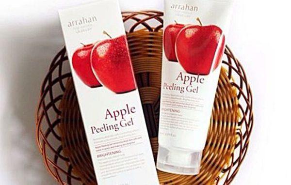 Tẩy Tế Bào Chết  Arrahan Apple