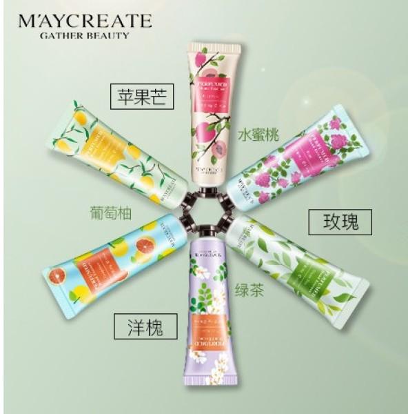 Kem dưỡng da tay mềm mịn Maycreate Perfumed Hand Essence Sena Beauty cao cấp