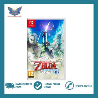 Đĩa Game The Legend of Zelda Skyward Sword HĐ Cho Máy Nintendo Switch thumbnail