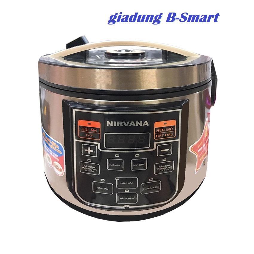 Nồi Cơm Điện Tách Đường Giảm béo Nirvana MD-001 1.8Lit