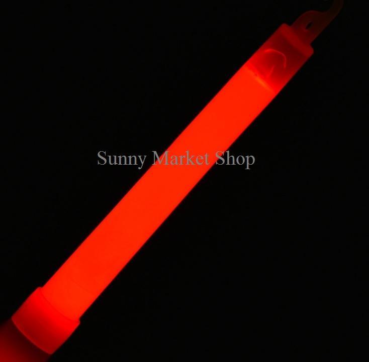 Que phát sáng Sunny loại to đương kính 1.8 cm, dài 1.5 cm phát sáng vào ban đêm hoặc phòng tối (1 Que) 10