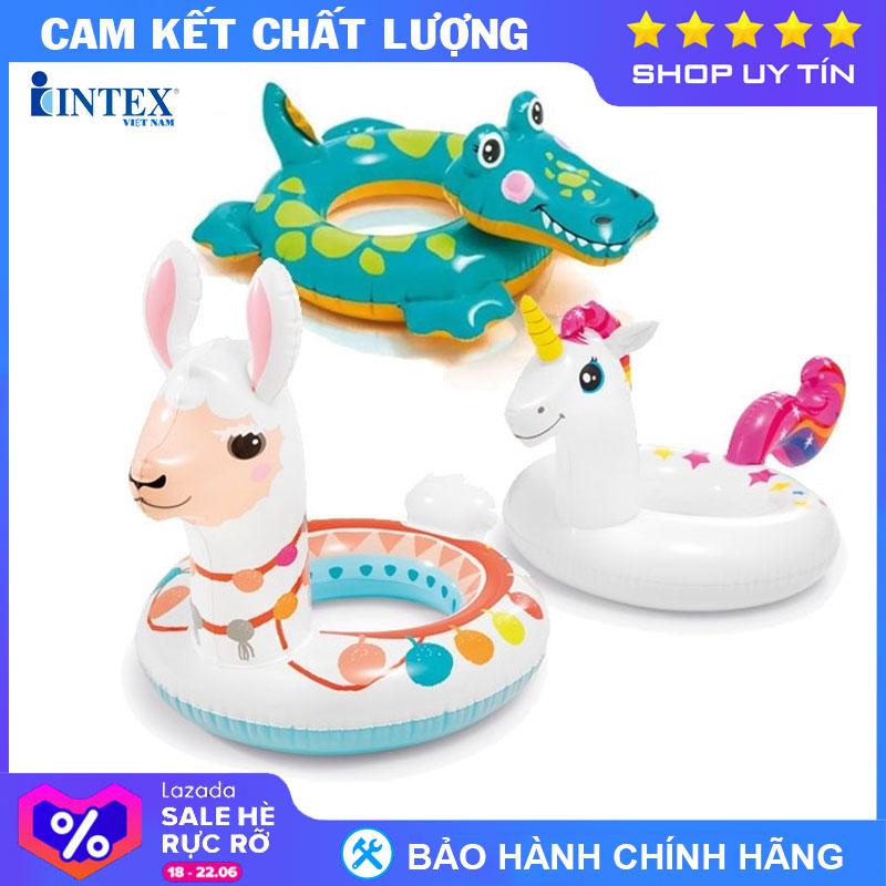 Offer Khuyến Mại Phao Bơi Cho Bé INTEX 58221 - Giao Ngẫu Nhiên - Phao Bơi Cho Bé, Phao Bơi Trẻ Em