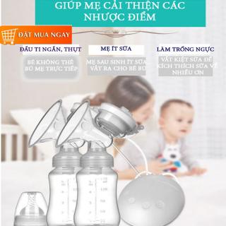 Vat Sua, Dụng Cụ Vắt Sữa Bằng Tay, Máy Vắt Sữa Mẹ. Hút Nhẹ Nhàng, Êm Ái, Chống Tắc Tia Sữa, Sản Phẩm Được Bộ Y Tế Công Nhận - BH 6 Tháng - GIÁ GIẢM SỐC - MUA NGAY thumbnail