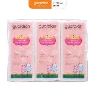 Bông tẩy trang Guardian 3 gói x 226 miếng thumbnail
