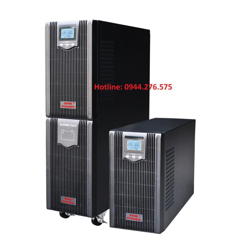 Bảng giá UPS  ONLINE SINEPOWER 10KVA Phong Vũ
