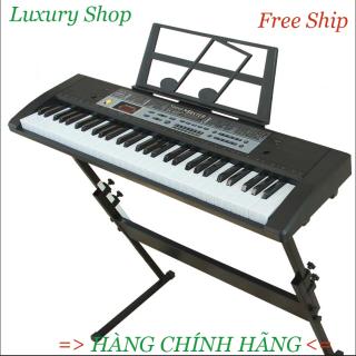 [ ĐÀN PIANO CAO CẤP ] Mua Đàn Piano 61 Phím Tặng kèm Micro - Đàn Piano Cho Bé Mới Học Nhạc - Giúp Bé Rèn Luyện Đôi Tay Linh Hoạt - Trí Não Phát Triển - BẢO HÀNH 12T thumbnail