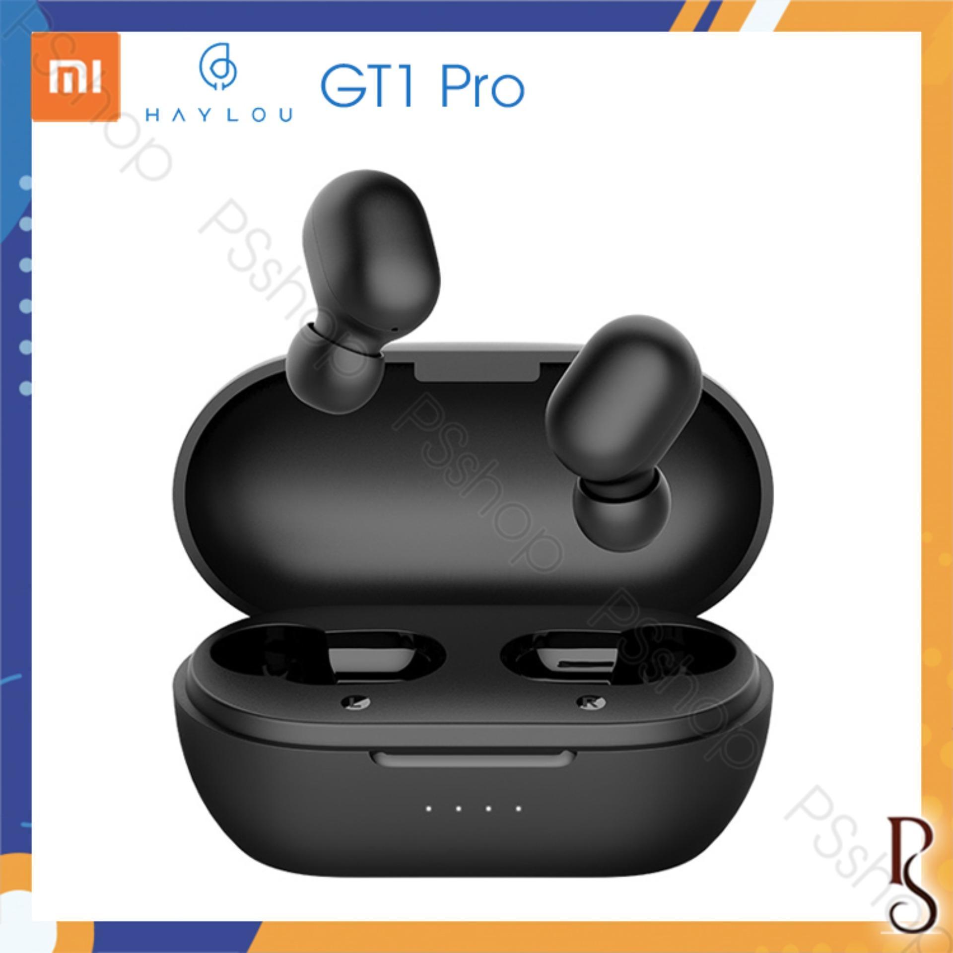 Tai nghe Haylou GT1 Pro - True Wireless Bluetooth 5.0, chống nước IPX5, phím cảm ứng
