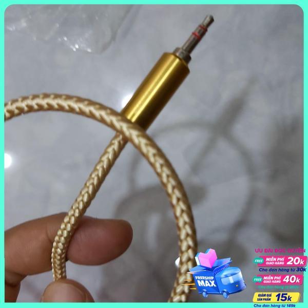 Bảng giá Cáp loa, AUX 2 đầu 3.5 dài 2m dây dù (màu ngẫu nhiên) Phong Vũ