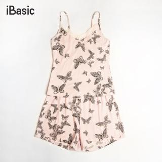 Bộ đồ ngủ quần ngắn iBasic HOMW018 thumbnail