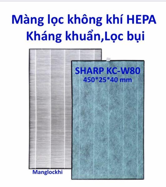 Bảng giá Màng lọc khí Sharp KC-W80 Điện máy Pico