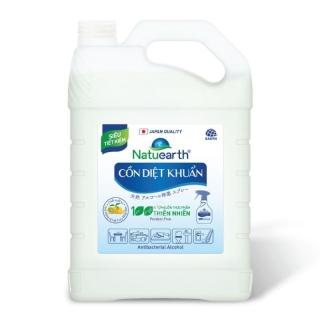 Cồn xịt diệt khuẩn ức chế SARS-CoV2 Natuearth Plus 38kg (Siêu Tiết Kiệm) thumbnail