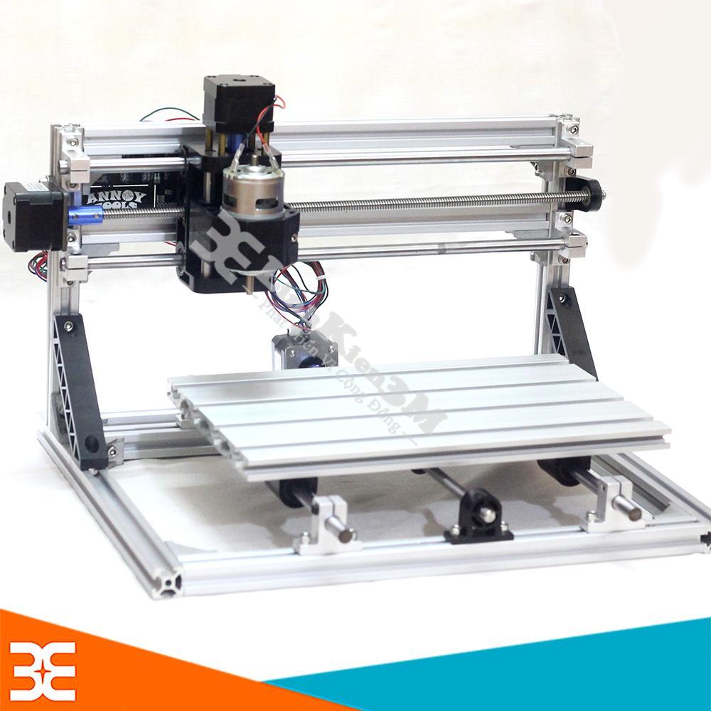 [Tp.Hà Nội] Máy CNC 3018 Mini Khắc CNC / Khắc Laze