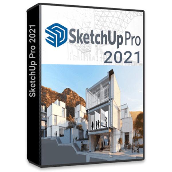 Bảng giá Phần mềm SketchUp Pro 2021 Phong Vũ