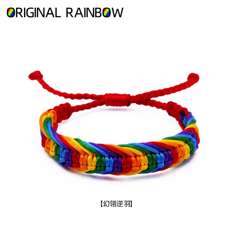 Vòng Tay ComeOut LGBT - WarriorShop