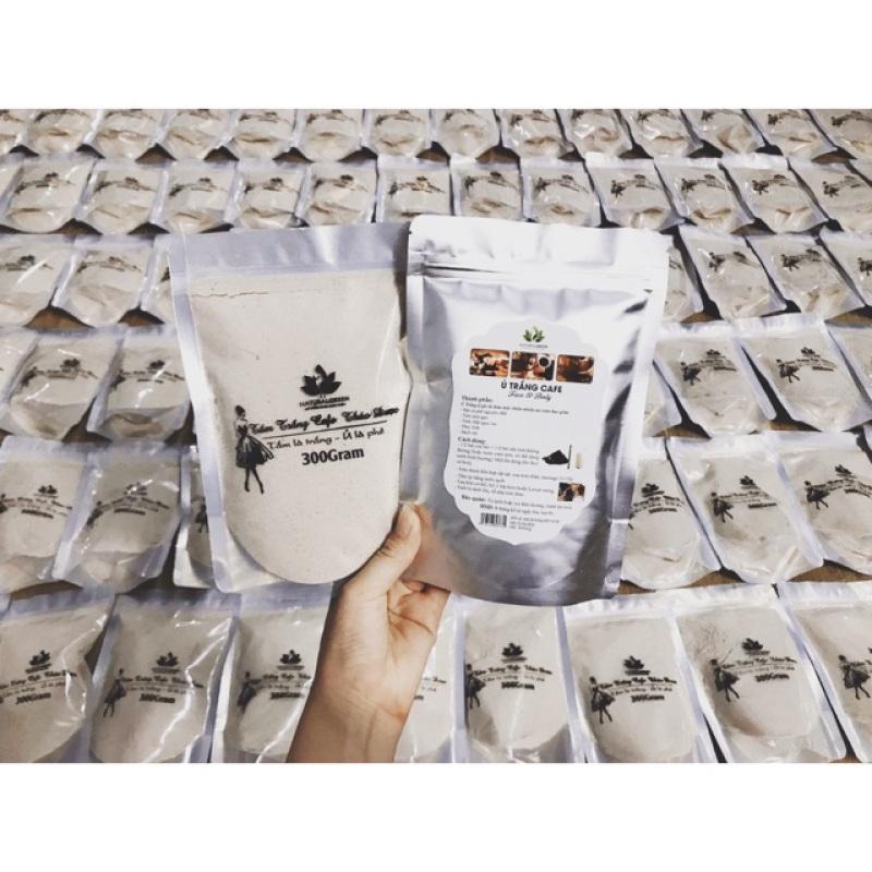(Gói 300gr) Ủ trắng cafe body ,dùng cho mặt và body nhập khẩu