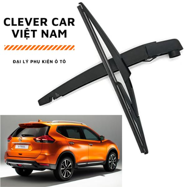 Bộ Cần Chổi Gạt Mưa Sau Cho Xe Ô Tô Nissan X-Trail 2014-2017