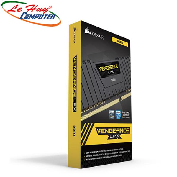 Bảng giá RAM Corsair 8GB DDR4 2666MHz C16 Vengeance LPX CMK8GX4M1A2666C16 Phong Vũ