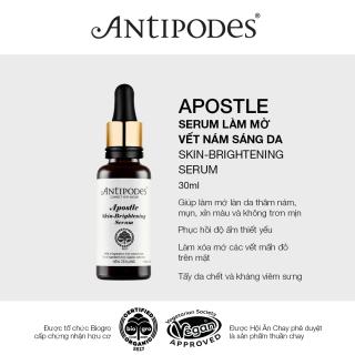 Serum Làm Mờ Vết Nám, Sáng Da Antipodes Apostle Skin-Brightening Serum 30ml thumbnail
