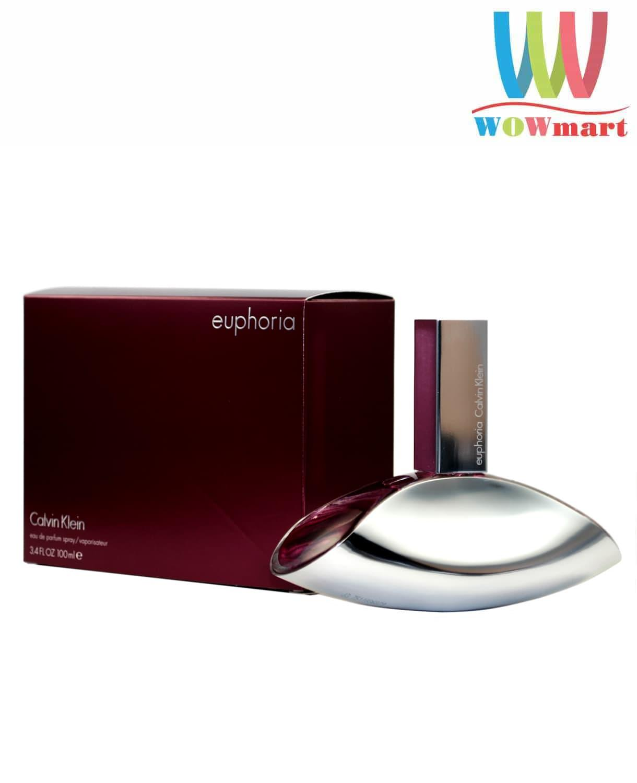 Nước hoa nữ CK Euphoria Eau de Parfum 100ml - MỸ
