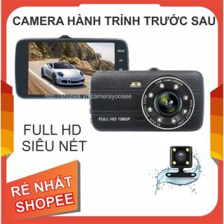 Camera hàng trình trước và sau - Full HD siêu nét X5004 thumbnail